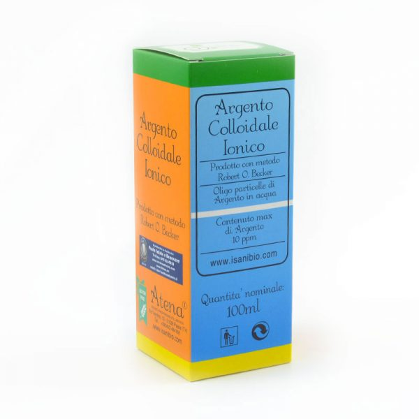 argento colloidale ionico 10ppm