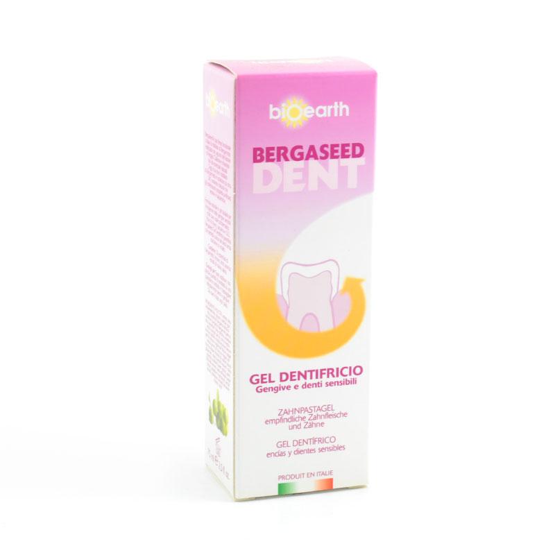 bergaseed dent gel dentifricio