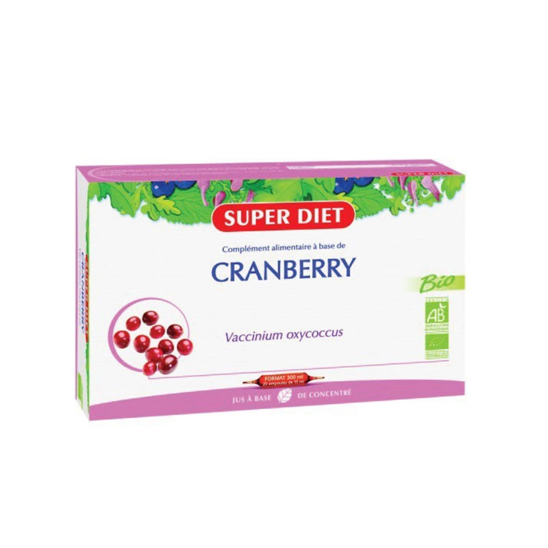 cranberry super diet