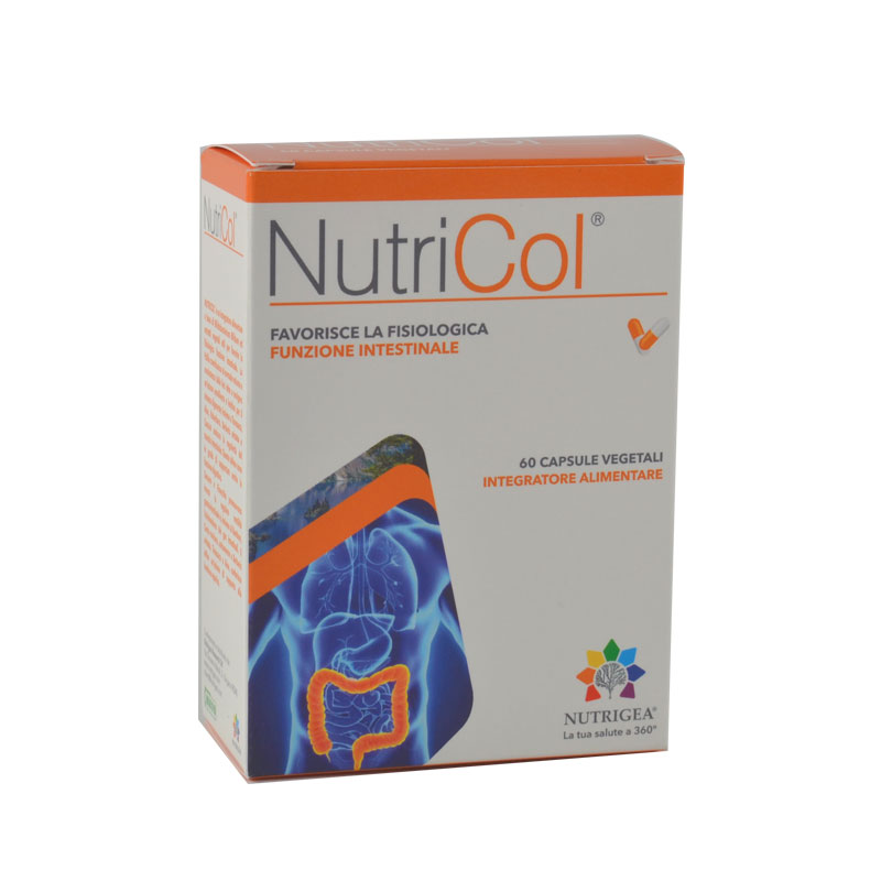 nutricol 60 cps