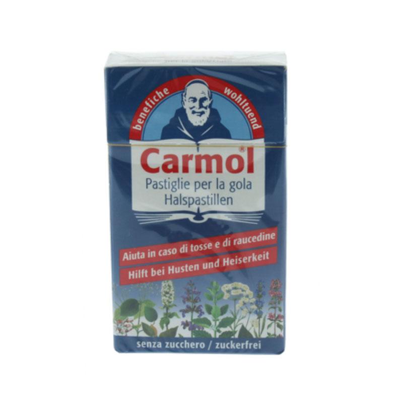 pastiglie carmol