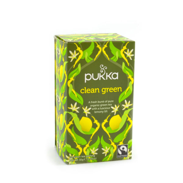 pukka clean green