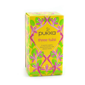 pukka three tulsi