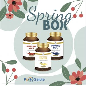 spring box ps immuno addio dolori