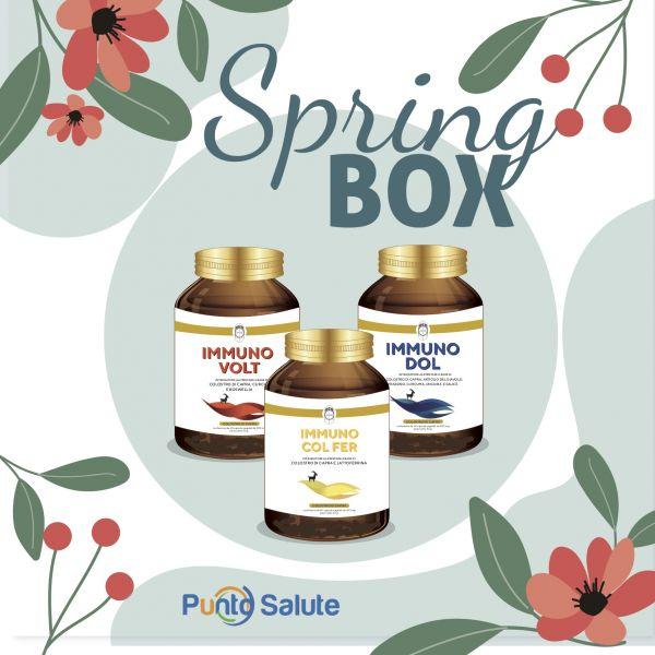 spring box ps immuno addio dolori