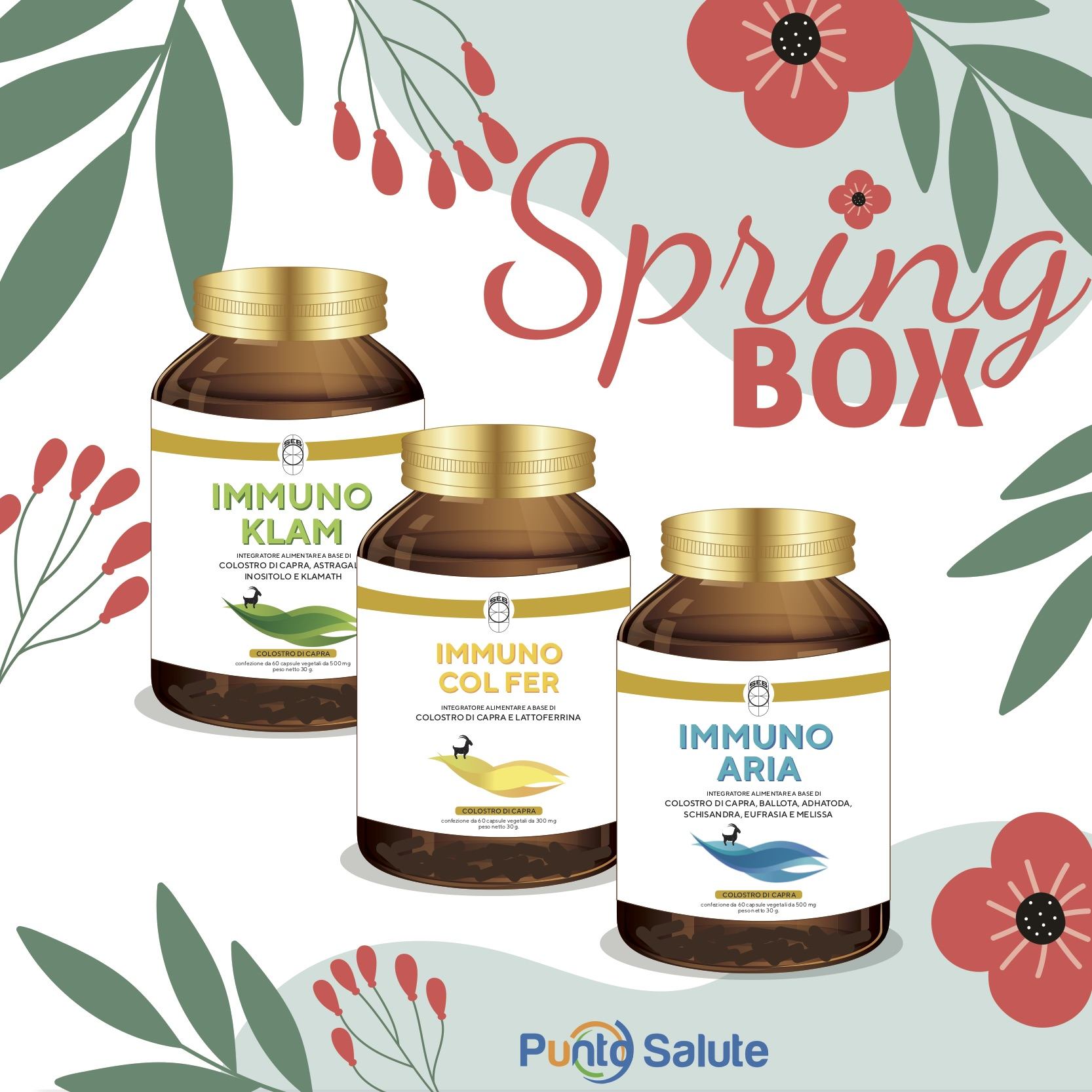 spring box ps immuno difese