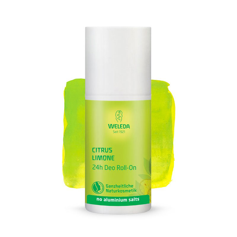 weleda citrus limone deodorante roll on